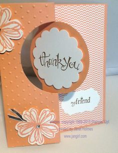 Stampin Up Thinlet Die cards - Google Search