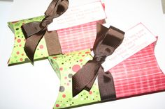 You searched for label/paper crafts – Bee In Our Bonnet Christmas Treat Bags, Christmas Cards, Craft Gifts, Diy Gifts, Pillow Box, Handmade Christmas, Paper Crafting, Card Making, Card Ideas