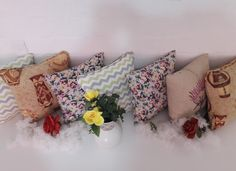 Throw Pillows, Interiors, Bed, Home, Cushions, Stream Bed, Decorative Pillows, Ad Home, Homes