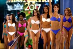 10 Best Swimsuit Bodies of Miss America 2017 | https://thepageantplanet.com/best-swimsuit-bodies-of-miss-america/