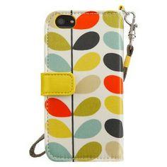 Orla Kiely iPhone 5 Wallet Case - Multi-Stem by Belkin.  #Wallet #iPhone