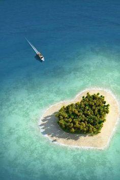 Heart Islands, Fiji