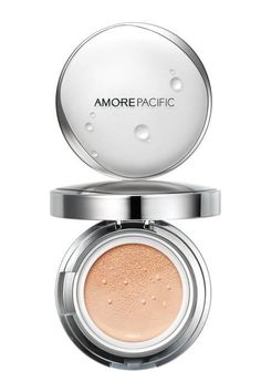 My personal secret to using this amazing product for a longer time: flip the sponge when you're done with one side before considering a refill. This is the best Korean brand that started it all. -SJH   Amore Pacific CC Cushion Compact. $60 Available at bergdorfgoodman.com.