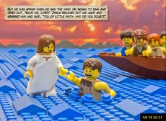 Brendan Powell Smith: The New Testament in LEGOs