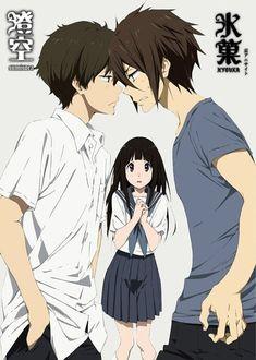 Kết quả hình ảnh cho love triangle manga