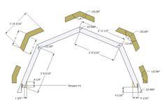 Micro Gambrel Roof Plan