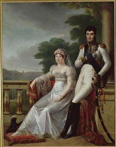 Catherine de Wurtemberg, par son mariage princesse Catherine Bonaparte, reine de Westphalie