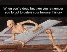 Crazy Funny Memes, Stupid Funny Memes, Funny Relatable Memes, Haha Funny, Funny Cute, Funny Gifs, Funny Stuff, Art History Memes, Art Memes