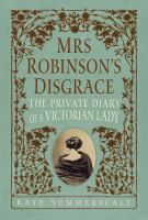At the height of Victorian England, a middle-class wife's scandalous diary of her supposed affair grabbed headlines and exploded propriety.