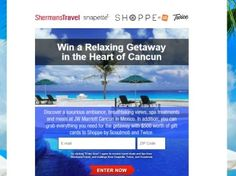 ShermansTravel Win a Relaxing Getaway to the Heart of Cancun Sweepstakes