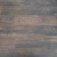 Style Selections Natural Timber Chestnut Glazed Porcelain Floor Tile (Common: 8-in x 48-in; Actual: 7.72-in x 47.4-in)