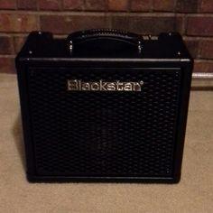 My new blackstar ht -1 metal