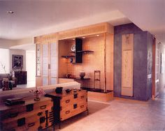 """Split clothing chests From the book """"Japanese Cabinetry"""" - Insight Design"""