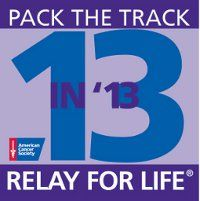 NE RFL CY13 Pack the Track Button  Team Incredible Journey