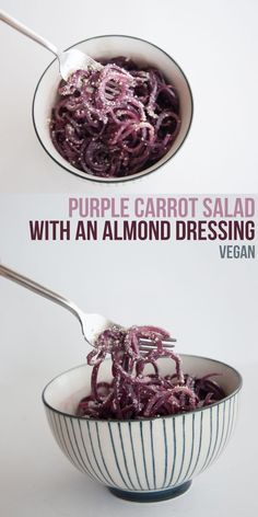 ... vinaigrette vegans corn salads carrot salad quinoa almonds golden rice