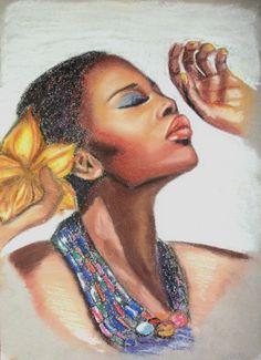 African Flower by nnavrozky.