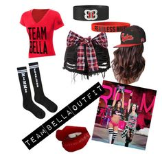 Team Bella Outfit