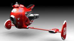 Jet bike Concept