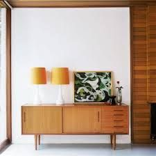 painted mid century modern furniture - Google Search