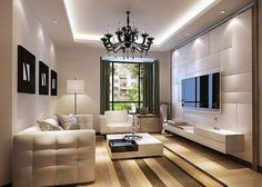 Cove Lighting, Lighting Design, Lighting Ideas, Living Room Designs, Living Spaces, Living Rooms, Living Room Interior, Living Room Decor, Living Room Lighting