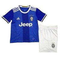 2016/2017 Juventus Away Kids Football Shirt