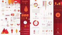 Bloodlife // Interactive Infographic System by Martín Liveratore, via Behance