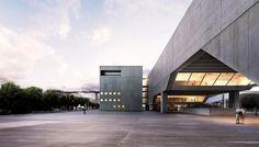 Cais des Artes - Photo: Leonardo Finotti