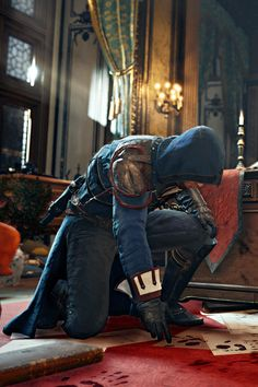 Assassin's Creed Unity -Will Arno Dorian, Assasin Creed Unity, Assassins Creed Cosplay, Assassin's Creed Black, Assassin's Creed Wallpaper, Connor Kenway, All Assassin's Creed, Edwards Kenway, Looks Cool