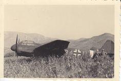 "Foto Luftwaffe Flugzeug Ju 88 C der 3./NJG 2 ""R4+IL"" in Kastelli/Kreta 1942 | eBay"