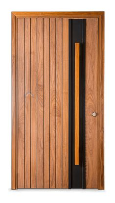 Modern Door, Modern Wooden Doors, Modern Entrance, Main Entrance Door, Flush Door Design, Door Design Interior, Interior Modern, Wooden Front Door Design, Wooden Front Doors