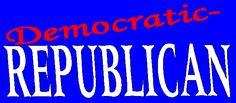 Thomas Jefferson was a democratic republican. Democratic Party Symbol, Democrats And Republicans, Thomas Jefferson, Language Arts, Language