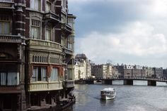 Wonderful Color Photos of Netherlands in Summer of 1949 (2)