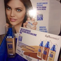 The full sized product I received to review for the 3 Week Better Skin Challenge for Maybelline.
