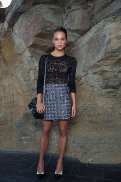 Alicia Vikander Is the New Face of Louis Vuitton | Pret-a-Reporter