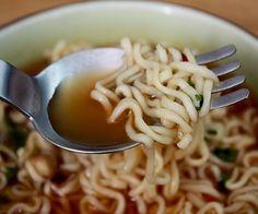 Noodle Spoon Fork