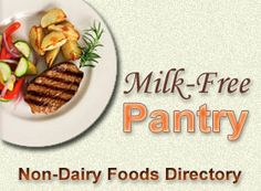 Milk-Free Pantry : Non-Dairy Foods Directory - Milk-Free Pantry