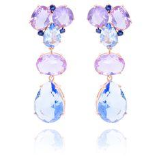 Earrings Qni #luxenterjoyas