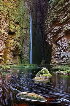 Chapada Diamantina in the heart of Bahia , One of the best locations inside the national, park Canion of Fumacinha Beautiful Places In The World, Places Around The World, Wonderful Places, Around The Worlds, Brazil Tourism, Brazil Travel, Mexico Travel, Places To Travel, Places To See