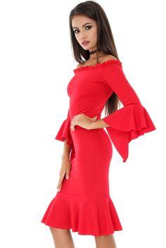 Aw17, Mall, Cold Shoulder Dress, Dresses, Fashion, Vestidos, Moda, Fashion Styles, Dress