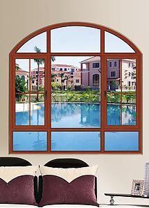 Thermal Break Aluminium Casement Swing Glass Window on Made-in-China.com