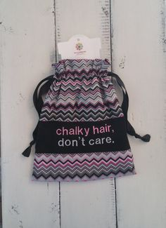 Gymnastics Lined Grip Bag by ChalkyLaneBoutique on Etsy
