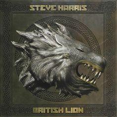 album cover art: steve harris - british lion [2012]