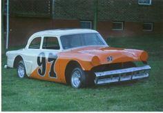 Circle Track Racing Historic Stock Car Photos