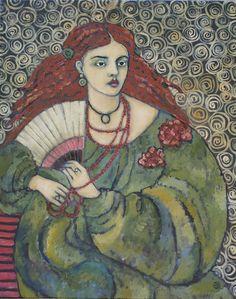 Jane Spakowsky DesRosier (aka Gritty Jane) - First of the Rossettis