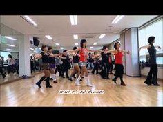 Fun With Samba Line Dance ( By Ilona tessmer willis ) - YouTube