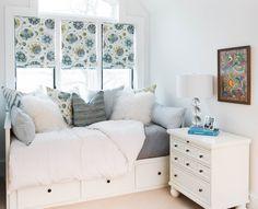 Transitional Bedroom by Steffanie Gareau Interior Design