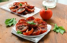 How To Roast Tomatoes, Oven Roasted Tomatoes – Spicie Foodie ™