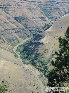 C'mon....really?    Yep :) Rv Parks, Idaho, Grand Canyon, Stuff To Do, Trail, To Go, River, Bird, Adventure