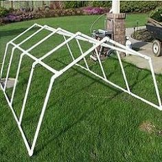 15 diy how to make your backyard awesome ideas 3 pvc pipe pipes diy pvc greenhouse solutioingenieria Choice Image