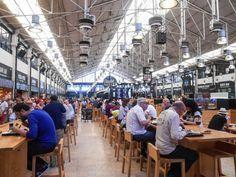 Mes bonnes adresses à Lisbonne : le Time Out Market